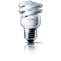 PHILIPS Tornado 小旋風螺旋型節能燈泡 8W E27