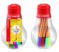 STABILO - Point 88 Mini Colorful Ideas Edition 12's/set