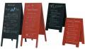 日本馬印牌 mini 木製A字黑板(W450 x H650mm)