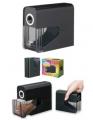 ASMIX - 電動鉛筆刨機(乾電池) 黑色