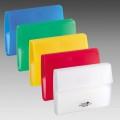 日本 LIHIT A-5012 雙排式卡片時尚隨身包(20張)