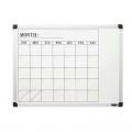 COMIX BP4560W 月曆白板(45 x 60cm)