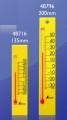 SHINWA 48715/48716/48717 磁性家用溫度計(135mm)
