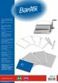 BANTEX 16145-07 A4 5級咭紙索引分類頁(5級)-釘裝用