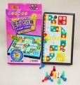 傳成 - 携帶型 磁石飛行棋