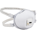 3M 8214 N95 非油性粉塵、煙燻、臭氣口罩 (10個/盒) ** 缺貨 **