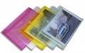 DATA BANK 105-EV A4 橫開魔術貼文件袋