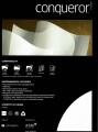 Conqueror A4 高級剛古條紋紙 220gsm (20張裝)