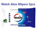 威露士消毒濕紙巾10片裝(蘆薈) 5包
