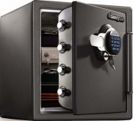 美國善衛SENTRY STW123GDC 高性能防火防水防<機械密碼鎖>保險箱