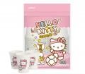 Milan-Hello Kitty 紙杯 50隻裝 一次性紙杯 環保 喝水杯 漱口杯 250ml / 露營/開 party/250ml/毫升 平行進口