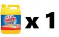 勞工牌 - 檸檬洗潔精  5公升 x 1件