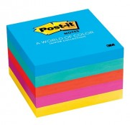 3M 報事貼 654-5UC 幻彩色系便條紙 (5色 x 100張)