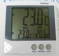 YORTER EM938AL 電子室內外溫度計