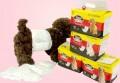 DONO - 寵物超強吸水尿墊狗尿墊狗尿片 紙尿褲紙尿片公狗用 - 四種尺寸 - XS {平行進口}-M