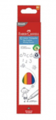 Junior Grip Triangular Blacklead Pencil Box/12 兒童三角鉛筆 12枝 #116527
