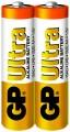 GP AA,ULTRA 鹼性電池(2粒)收縮裝