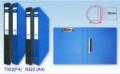 DATA BANK 6322 A4 2D-Ring + 細頂夾硬皮活頁夾(25mm)