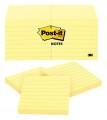 3M 報事貼 630SS 便條紙 3吋x3吋 - 黄色單行 (100張 x 12 本)