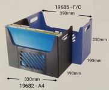 Bantex 19682 桌面吊掛文件盤連掛快勞(A4)