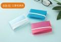 Milan-便攜式摺疊口罩收納套 收納夾 6個(顏色隨機)