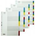 BANTEX 6022 A4 膠質顏色索引分類(12級)