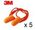3M? - 1100 防燥有線耳塞  5包装