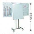 日通牌 Nipon Mobile Flipchart 活動掛紙白板 (71x105cm)