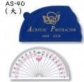 ANGEL AS-40 12CM 半圓量角器