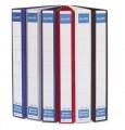 BANTEX 1282 4D A4 4孔三面插頁文件夾(25MM)