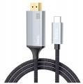 HOCO - UA13 TYPE-C 轉 HDMI 1.8M 高清 4K 數據線 SWITCH MACBOOK 輸出