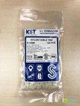 KST 4吋 ( 100mm ) x 2.5mm 電線膠索帶-白色(100條)