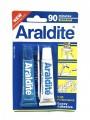 Araldite 90分鐘混合膠(藍咭) 17mlX2