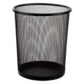 DELI 9188 網狀圓形垃圾筒