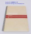 Gambol 6# 100頁筆記本- 6本Gambol 6# 100 Pages Line 30 Notebook x6