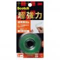 3M Scotchbrite? KTD-12 超強力雙面膠貼 - 透明材料用