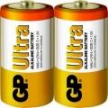 GP 特強鹼性電池C 2粒收縮裝