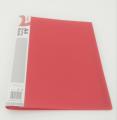 EAGLE A4 20頁裝活頁資料冊 - 紅色 Eagle A4 pocket display book 20 sheets - RED