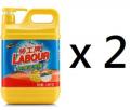 勞工牌 -  檸檬洗潔精  (泵裝) 2公升 x 2件
