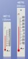 SHINWA 48795/48796/48797 磁性家用溫度計(200mm)