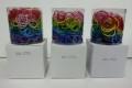 20mm 彩色活頁膠圈(日本製造) 10個/包 或 500個/盒