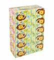 心相印 - 卡通系列盒裝紙巾 1包5盒