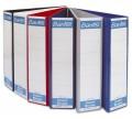 BANTEX 1284 2D A4 2孔三面插頁文件夾(50MM)