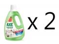 斧頭牌 - 地板清潔劑(松木) 2公升 x 2件