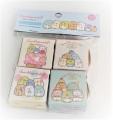 角落小夥伴 角落生物 Sumikko gurashi 盒裝卷貼紙 (4卷)
