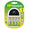 GP 1小時充電寶PB14 - 連鎳氫充電池AA 2700系列 2600mAh 4粒