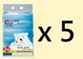 寶碧 - 三層高級軟抽面紙 5盒 x 5包