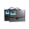 DELI 5577 10格A4風琴袋