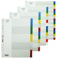 BANTEX 6005 A4 膠質顏色索引分類(5級)