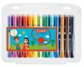 STABILO - 168/24-1 德國 思筆樂 Cappi圈圈樂彩色筆 24色組 / 盒